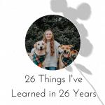 26 Things I've Learned | Kayla Coffee Chats